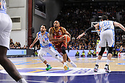 DESCRIZIONE : Campionato 2015/16 Serie A Beko Dinamo Banco di Sardegna Sassari - Umana Reyer Venezia<br /> GIOCATORE : Phil Goss<br /> CATEGORIA : Palleggio Penetrazione<br /> SQUADRA : Umana Reyer Venezia<br /> EVENTO : LegaBasket Serie A Beko 2015/2016<br /> GARA : Dinamo Banco di Sardegna Sassari - Umana Reyer Venezia<br /> DATA : 01/11/2015<br /> SPORT : Pallacanestro <br /> AUTORE : Agenzia Ciamillo-Castoria/C.Atzori