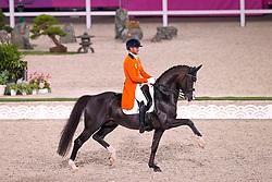 Gal Edward, NED, Glock's Total US, 151, <br /> Olympic Games Tokyo 2021<br /> © Hippo Foto - Dirk Caremans<br /> 27/07/2021