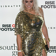 Rachel Warren arrives at The 'Rise of The Footsoldier Origins' Premiere held at Cineworld Leicester, 2021-09-01, London, UK.