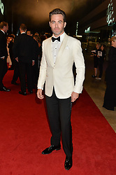 CHRIS PINE at the GQ Men of The Year Awards 2016 in association with Hugo Boss held at Tate Modern, London on 6th September 2016.