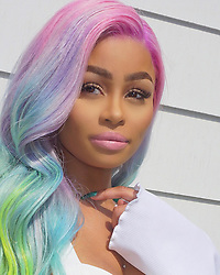 """Blac Chyna releases a photo on Instagram with the following caption: """"\ud83c\udf6d\ud83c\udf6d\ud83c\udf6d LashedCosmetics.com \ud83c\udf6d\ud83c\udf6d\ud83c\udf6d @lashedcosmetics"""". Photo Credit: Instagram *** No USA Distribution *** For Editorial Use Only *** Not to be Published in Books or Photo Books ***  Please note: Fees charged by the agency are for the agency's services only, and do not, nor are they intended to, convey to the user any ownership of Copyright or License in the material. The agency does not claim any ownership including but not limited to Copyright or License in the attached material. By publishing this material you expressly agree to indemnify and to hold the agency and its directors, shareholders and employees harmless from any loss, claims, damages, demands, expenses (including legal fees), or any causes of action or allegation against the agency arising out of or connected in any way with publication of the material."""
