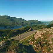 Ladies View, Killarney, County Kerry, Ireland.<br /> Photo Sally MacMonagle