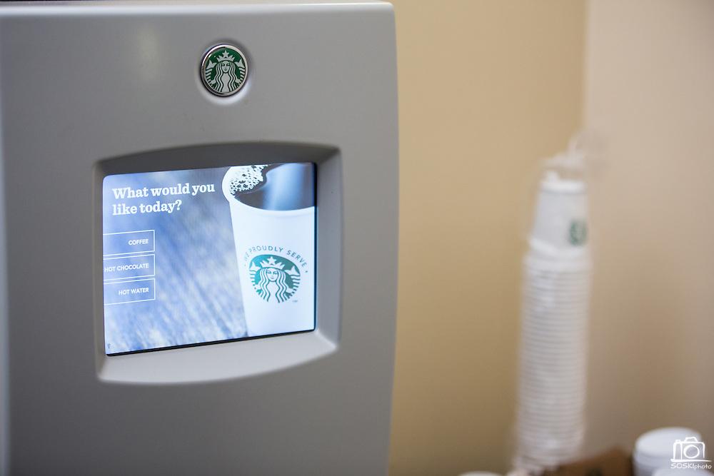 Marketing campaign for Good Samaritan Hospital, photographed at Good Samaritan Hospital in San Jose, California, on May 27, 2015. (Stan Olszewski/SOSKIphoto)