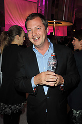 MATTHEW FREUD at the launch of Project PEP to benefit the Elton John Aids Foundation hosted by Tamara Mellon and Diana Jenkins in association with Jimmy Choo held at Selfridges, Oxford Street, London on 29th October 2009.