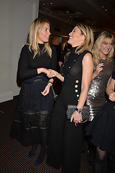 Left to right, Marissa Montgomery and Hofit Golan at the Debrett's 500 Party recognising Britain's 500 most influential people, held at BAFTA, 195 Piccadilly, London England. 23 January 2017.<br /> No UK magazines - contact www.silverhubmedia.com