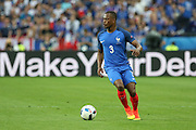 France Defender Patrice Evra during the Group A Euro 2016 match between France and Romania at the Stade de France, Saint-Denis, Paris, France on 10 June 2016. Photo by Phil Duncan.