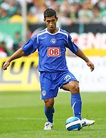 Fotball<br /> Bundesliga Tyskland<br /> Foto: Witters/Digitalsport<br /> NORWAY ONLY<br /> <br /> 13.08.2006<br /> Malik Fathi<br /> Fussball Hertha BSC Berlin<br /> Bundesliga VfL Wolfsburg - Hertha BSC Berlin