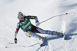 12.01.2013, Karl Schranz Abfahrt, St. Anton, AUT, FIS Weltcup Ski Alpin, Abfahrt, Damen im Bild Julia Mancuso (USA) // Julia Mancuso of the USA in action during ladies Downhill of the FIS Ski Alpine World Cup at the Karl Schranz course, St. Anton, Austria on 2013/01/12. EXPA Pictures © 2013, PhotoCredit: EXPA/ Johann Groder