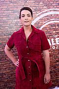 Persdag voor het RTL programma 'The Talent Project'.<br /> <br /> Op de foto:  Caro Emerald