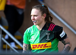 Jade Konkel of Harlequins - Mandatory by-line: Andy Watts/JMP - 06/02/2021 - Sandy Park - Exeter, England - Exeter Chiefs Women v Harlequins Women - Allianz Premier 15s