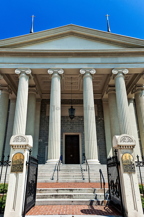 Baltimore Basilica, America's First Cathedral, Baltimore, Maryland, USA