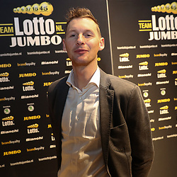 22-12-2016: Wielrennen: Presentatie Lotto Jumbo: Rijswijk  <br /> Sierk Jan de Haan