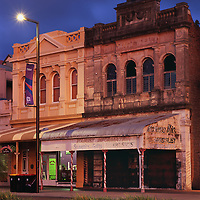 Old Barber's Shop<br />
