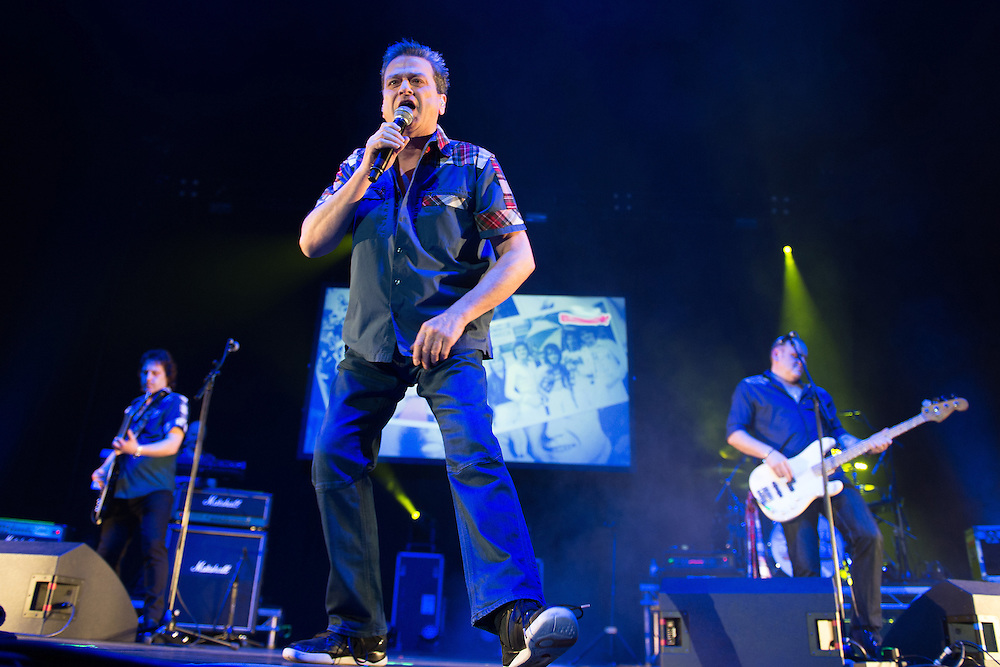 The Bay City Rollers in concert at the SSE Hydro, Glasgow Scotland, Great Britain 11th December 2016