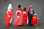 Pro Erdogan Rally 310716