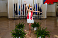 August Graduates Rotunda Passage