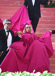 The 2019 Met Gala Celebrating Camp: Notes On Fashion - Outside Arrivals. 06 May 2019 Pictured: Lady Gaga. Photo credit: Candy Dish/ MEGA TheMegaAgency.com +1 888 505 6342