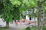 Muelheim an der Ruhr, GERMANY.   General Views GV's - Mulheim Rowing Club, Friday  10/05/2013   [Mandatory Credit. Peter Spurrier/Intersport Images]
