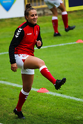 Ella Mastrantonio of Bristol City Women<br /> - Mandatory by-line: Will Cooper/JMP - 18/10/2020 - FOOTBALL - Twerton Park - Bath, England - Bristol City Women v Birmingham City Women - Barclays FA Women's Super League