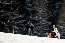 February 2, 2018 - Goms, SWITZERLAND - 180202 Filip Danielsson of Sweden competes in the men's 15/15 km skiathlon during the FIS U23 Cross-Country World Ski Championships on February 2, 2018 in Obergoms..Photo: Vegard Wivestad GrÂ¿tt / BILDBYRN / kod VG / 170096 (Credit Image: © Vegard Wivestad Gr¯Tt/Bildbyran via ZUMA Press)