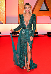 Laura Anderson attending the National Television Awards 2019 held at the O2 Arena, London. PRESS ASSOCIATION PHOTO. Picture date: Tuesday January 22, 2019. See PA story SHOWBIZ NTAs. Photo credit should read: Ian West/PA Wire
