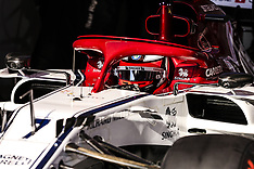 F1 Winter Testing In Barcelona - Day Four - 01 March 2019