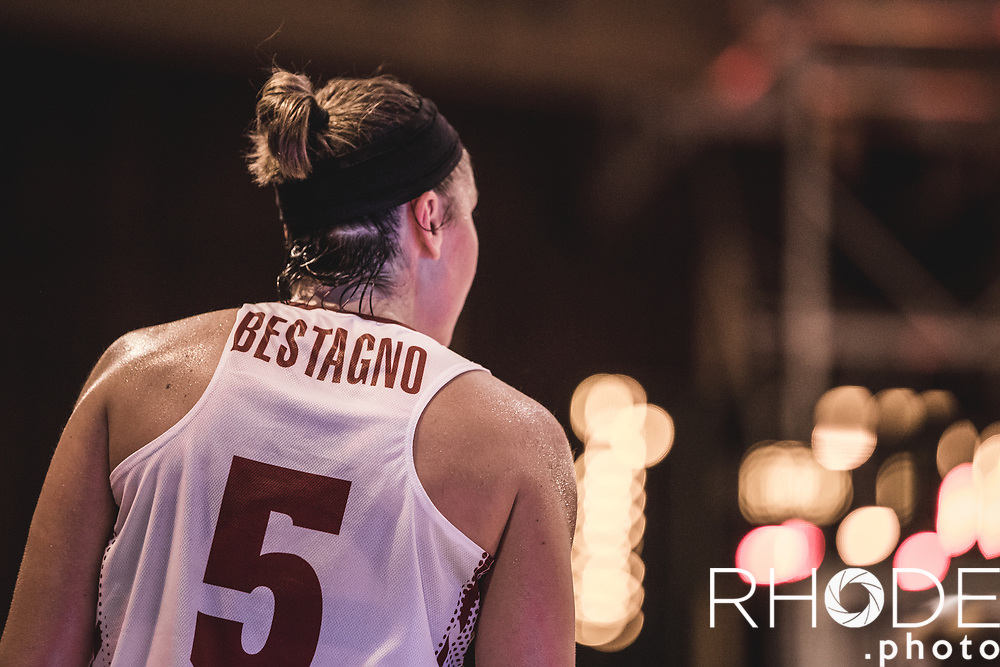 Basket Namur Capitale (BEL) - Lointek Gernika Bizkaia (ESP)<br /> Eurocup Women Qualifier 2018