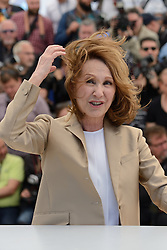 Nathalie Baye attending the 'Juste la Fin du Monde' Photocall at the Palais Des Festivals in Cannes, France on May 19, 2016, as part of the 69th Cannes Film Festival. Photo by Aurore Marechal/ABACAPRESS.COM