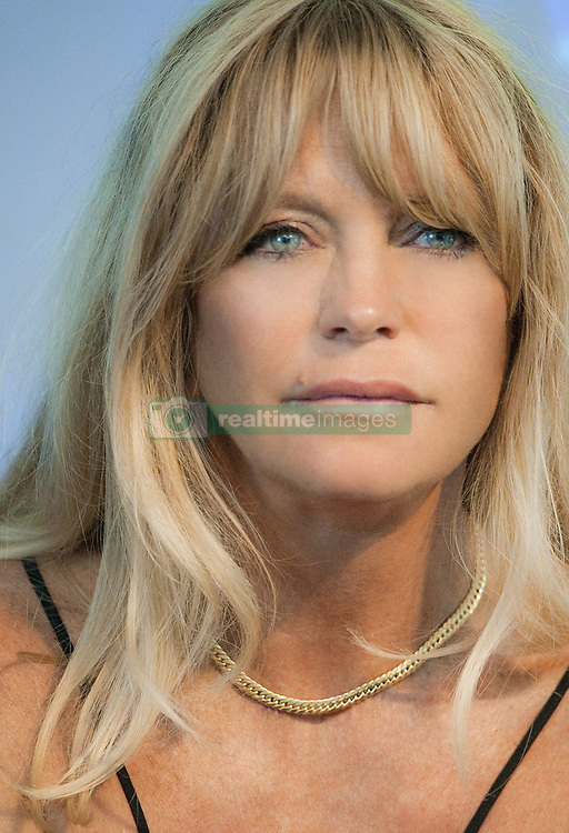 July 26, 2009 - Aspen, Colorado, U.S. - Goldie Hawn, 2009 (Credit Image: © Lynn Goldsmith via ZUMA Press)