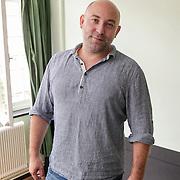 NLD/Amsterdam/20120910 - Perspresentatie toneelstuk Contrapunt, Loek Peters