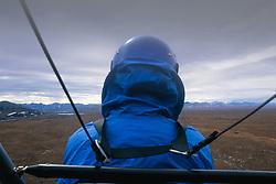 Lockwood Aircam, Aichilik River, Arctic National Wildlife Refuge (ANWR), Alaska, US