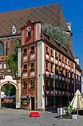 """Kamienica """"Małgosia"""" przy rynku we Wrocławiu, Polska<br /> Tenement """"Małgosia"""" on market place in Wrocław, Poland"""