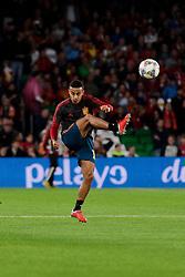 Spain's Thiago Alcantara during UEFA Nations League 2019 match between Spain and England at Benito Villamarin stadium in Sevilla, Spain. October 15, 2018. Photo by A. Perez Meca/Alterphotos/ABACAPRESS.COM