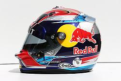 Max Verstappen (NDL) Scuderia Toro Rosso Helmet - Formula1 World Championship 2015 - Round 01 at Melbourne Albert Park, Melbourne, Australia, Wednesday 12th March 2015 +ONLY USE NETHERLANDS+
