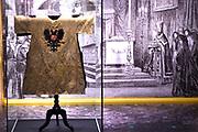 Tentoonstelling Anna Paulowna, kleurrijke koningin in Paleis Het Loo. Dit jaar is het tweehonderd jaar geleden dat Anna Paulowna met de latere Koning Willem II trouwt en naar Nederland komt.<br /> <br /> Opening of the exhibition Anna Pavlovna, colorful queen at Het Loo Palace. This year marks the two hundredth anniversary of Anna Pavlovna with the future King William II marries and goes to the Netherlands.