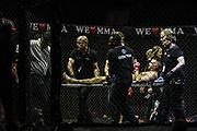 Kampfsport: MMA, We love MMA, Oberhausen, 31.01.2015<br /> Thomas Heber (Grappling-Society Bocholt)<br /> © Torsten Helmke