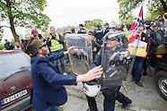 Demonstrasjoner i Trondheim - 25. mai 2013