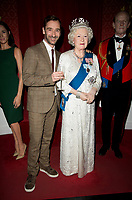 Charlie Condou at  the Rainbow Honours Awards, at Madame Tussauds, London. 04.12.19