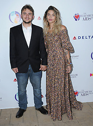 October 24, 2017 - Beverly Hills, CA, U.S. - 24 October  2017 - Beverly Hills, California - Prince Jackson, Paris Jackson. Elizabeth Taylor AIDS Foundation and Mothers2Mothers Benefit Dinner held at The Green Acres Estates in Beverly Hills. Photo Credit: Birdie Thompson/AdMedia (Credit Image: © Birdie Thompson/AdMedia via ZUMA Wire)