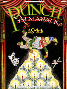 Punch Almanack Cover 1944