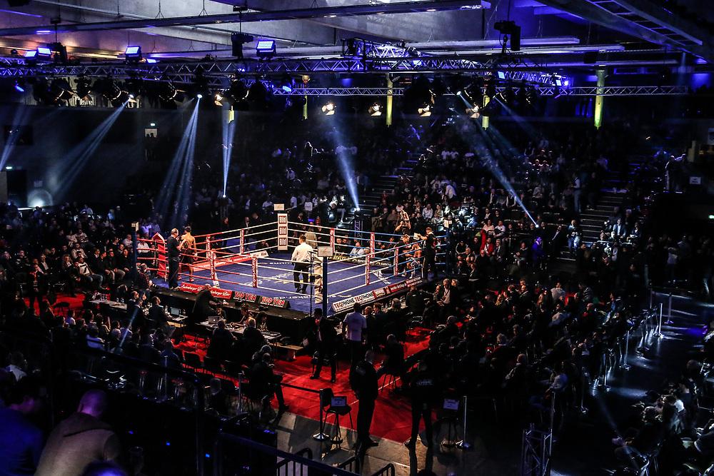 BOXEN: EC Boxing & SES Boxing, Hamburg, 18.01.2020<br /> <br /> © Torsten Helmke