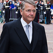 NLD/Den Haag/20130917 -  Prinsjesdag 2013, Vice president der Staten Generaal Piet Hein Donner