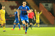 Ian Henderson during the EFL Sky Bet League 1 match between Rochdale and Bristol Rovers at Spotland, Rochdale, England on 2 October 2018.