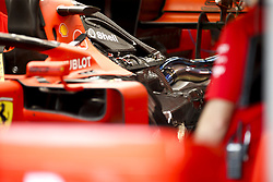 September 20, 2019, Singapore, Singapore: Motorsports: FIA Formula One World Championship 2019, Grand Prix of Singapore, ..Technical detail of Scuderia Ferrari Mission Winnow  (Credit Image: © Hoch Zwei via ZUMA Wire)