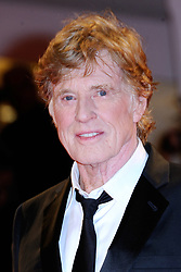 Robert Redford attending the Our Souls at Night premiere during the 74th Venice International Film Festival (Mostra di Venezia) at the Lido, Venice, Italy on September 01, 2017. Photo by Aurore Marechal/ABACAPRESS.COM