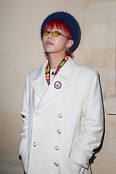 G-Dragon as Kwon Ji-yong arriving the Chanel 'Code Coco' Watch Launch Party as part of the Paris Fashion Week Womenswear Spring/Summer 2018 on October 3, 2017 in Paris, France, October 03 2017. Photo by Nasser Berzane/ABACAPRESS.COM