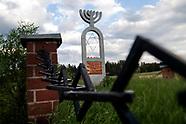 Wąsosz. Pomnik ofiar pogromu z 1941 roku