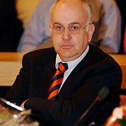 Intallatie nieuwe raadsleden gemeente Huizen, VVD fractie Henk Botter