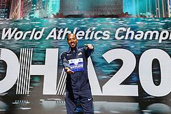 2019 IAAF World Athletics Championships held in Doha, Qatar from September 27- October 6<br /> Day 4