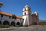 Mission Santa Barbara in CA